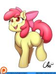 :Patreon Commission: Applebloom by NekoCrispy