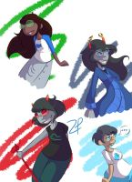 Oh look it's Homestuck by CandyClouds22