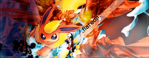 Flareon Tag by WWotS