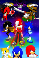 the legend of cris the hedgehog by SonicXstar