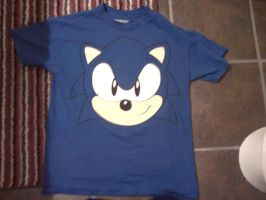 Sonic T-shirt by sonicfan40