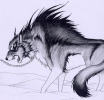 Fenrir by verreaux