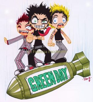 +GREEN DAY SD+ by Jack666rulez