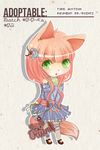 [ADOPTS][CLOSED]: AUCT PP/POINTS [KEMONOMIMI] by Clouver