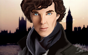 The Consulting Detective by Chrisily