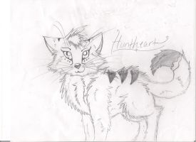 Iceheart98's Huntheart by Morningwatch