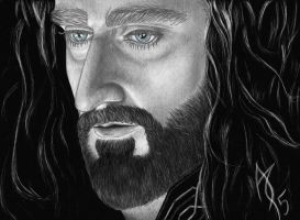 Thorin Oakenshield by Mitheriel