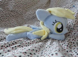 Derpy Hooves Beanie by Fallenpeach