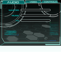Ion Drive Audio setting screen by Hamtoilet