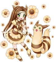 .:Furret:. by chikorita85
