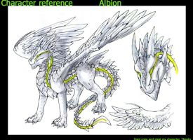 character reference Albion by Kirsch-vanderWit