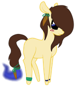Fire Pony Adopt 3 by LulaAdopts