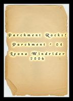 Parchment Rocks Sheet Four by LeonaWindrider