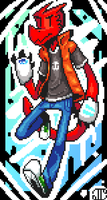 Hey Look More Pixel Art by Ionic-Isaac