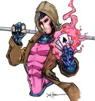 Gambit 4 by ChrisOzFulton