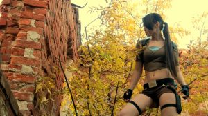 Tomb Raider Legend by ChrisAnfa