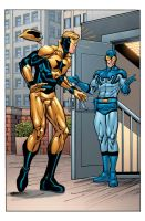 Booster Gold 34b by DustinYee