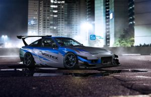 Nissan 240SX Body Kit by SrCky