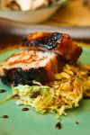 Braised Pork Belly, Cabbage by ThomasVo