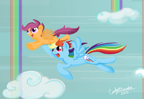 My Big Sister and Me by DordtChild