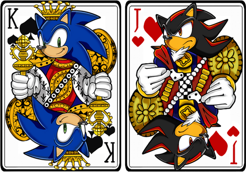 S x S poker card by Saku666