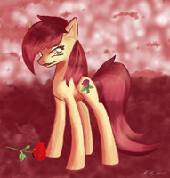 Lucky Rose by chibrule