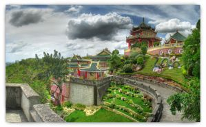 Once Upon A Time in China by quadrajet988