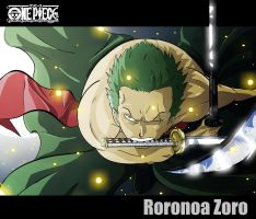 One piece- Roronoa Zoro by mowmo-deviant