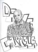 Dave Chappelle by dnmn89