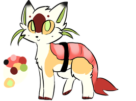 Sushi adoptable ATO (closed) by DontStealMyPie
