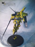 Sword Aile Strike Yellow Frame by alexss