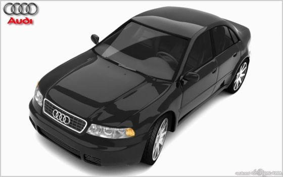 Audi A4 by admax
