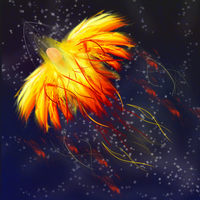 Phoenix Fire by shadowyoshigamernerd