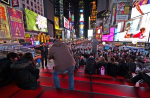 Times Square I - New York by ThomasHabets