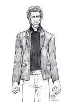 Daily Sketches Preacher by fedde