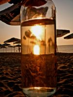 sunrise in a bottle of summer by joana-mc