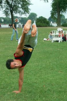 Capoeira by limch