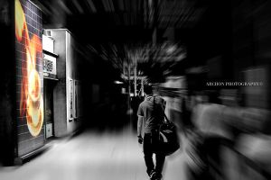 passenger by archonGX