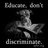 Educate, Don't Discrimate III by sarallyn