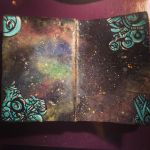 Art Journal: To Infinity . . . by Alaminia