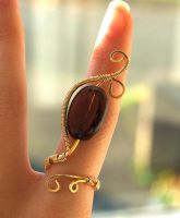 Day 4 of the Ring Experiment - back to simplicity by TinyPasserine