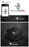 CinemaSuite logo by overminded-creation