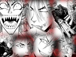 Hiruma Wallpaper by ChibiCookieGirl