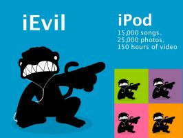 iEvil by flashrevolution