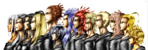 The Organization 13 by BeagleTsuin