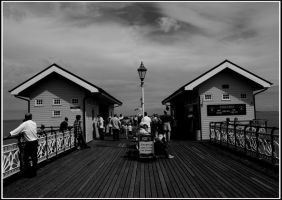 The Pier by Criee