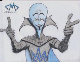 Megamind by Jason244555