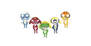 Keroro I Must-ache you a question by tmd0077