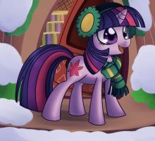 Twilight - Ready for Winter by Bukoya-Star