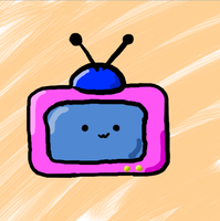 Let's watch some kawaii TV! by Ueggeu